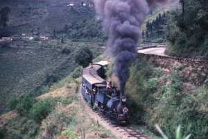Sikkim darjeeling_toy_train