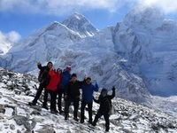 Everest Base Camp Trek 1 (21+2 Tage) – Lodge Trek